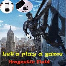 Speelbaar Voor Alle Leeftijden Ferrofluid Magnetische Vloeistof Grappige Ferrofluid Toy Stress Relief Speelgoed Wetenschap Decompressie Speelgoed