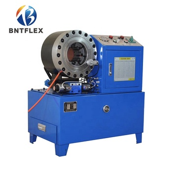 CE verified Hottest new products 2 inch hydraulic hose crimping crimper machine BNT68 hydraulic hose presses