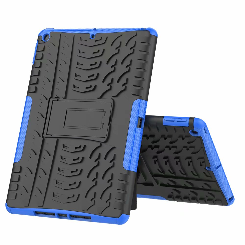 blue Beige New Case Cover For Apple iPad 10 2 7th Gen 2019 Case Rugged Shockproof Heavy Duty