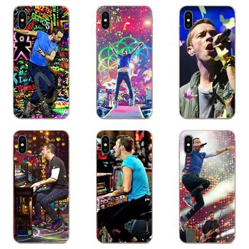 Chris Martin Coldplay Piano Viva La Live For HTC Desire 530 626 628 630 816 820 830 One A9 M7 M8 M9 M10 E9 U11 U12 Life Plus image