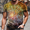 Summer Casual Short Sleeve T-Shirts For Mens  10
