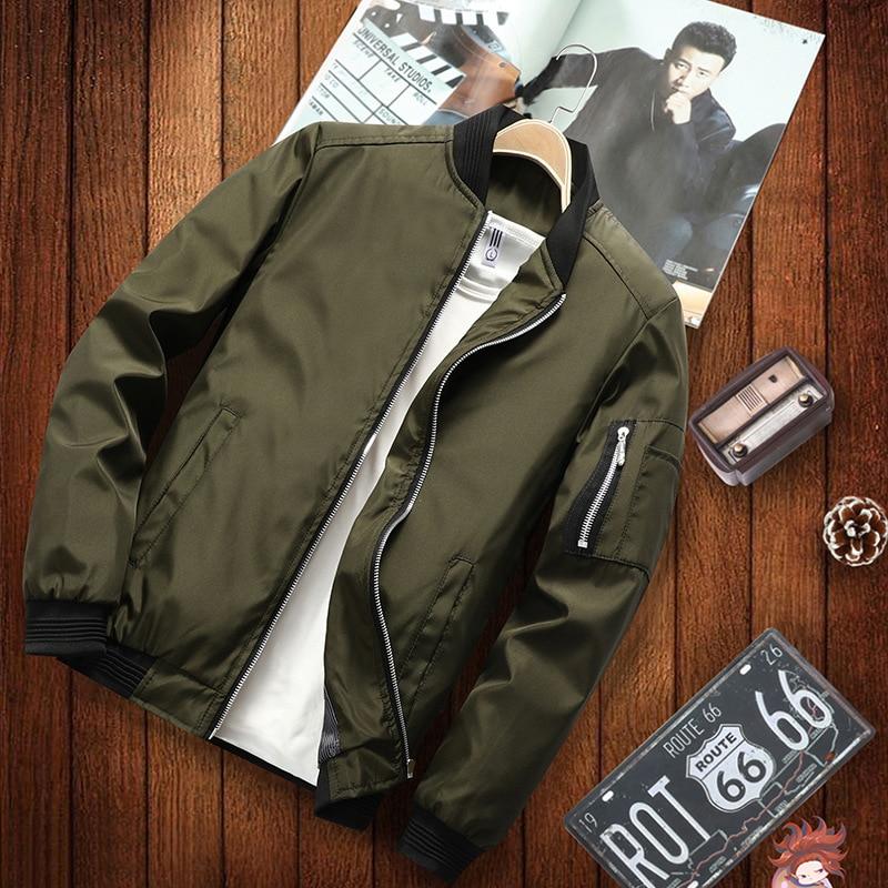 2020 New Japan Style Casual Bomber Jacket Men Hip Hop Baseball  Mens Jackets Coat  Fashion Jacket Smooth Jacket Streetwear