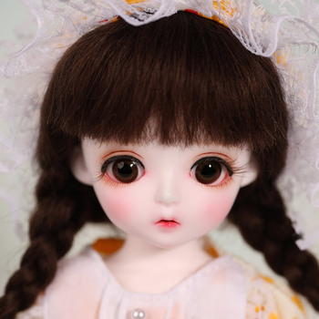 Full Set 1/6 BJD Doll LOVELY Fashion Cute Lina Miu Joint Doll  For Baby Girl Birthday Christmas Gift Present