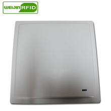 uhf rfid antenna long range EPC C1G2 ISO18000-6c 900 868 915mhz 902-928mhz access control card reader smart cards tag scanner desktop usb uhf gen2 rfid support iso18000 6b iso18000 6c epc c1g2 protocol card free shipping free sample card