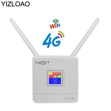 YIZLOAO 4G LTE Router Gateway 4G 3G 2G Broadband Mobile Hotspots unlimited Modem Portable Wifi Router Sim Antennas WAN LAN Port cheap CN(Origin) Wireless 150 Mbps 1 x10 100Mbps 1 x USB 2 4G None 150Mbps CPF903-1 Wi-Fi 802 11g Wi-Fi 802 11b Wi-Fi 802 11n