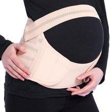 Продвижение беременных женщин Ремни материнства живота Пояс талии уход за животом поддержка живота пояс назад бандаж защитник беременности