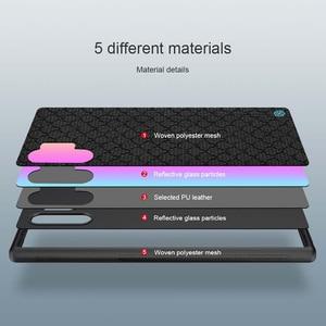 Image 5 - Nillkin funda de silicona para Samsung Galaxy Note 10 Plus, carcasa híbrida de plástico texturizado con gradiente brillante para Samsung Galaxy Note 10