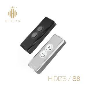 Image 1 - Hidizs S8 אוזניות מגבר HiFi פענוח USB סוג C DAC כדי 3.5MM מתאם שוכר DAC Amp עבור טלפונים/מחשב נייד אודיו החוצה