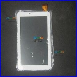 Dla 7 ''cal Tablet PC Digitizer ekran dotykowy Panel szkło Digitizer wymiana części Kingvina-018