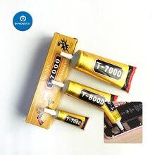 Pegamento adhesivo B7000 T7000 para reparación de teléfonos, pegamento líquido claro para MARCO DE PANTALLA TÁCTIL LCD, 15/50/110ml