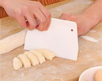 1pc plastikowy krem tortowy łopatka ciasto masło ciasto skrobak narzędzia do pieczenia pieczenie w domu naugh narzędzia tnące gadżety kuchenne tanie i dobre opinie CN (pochodzenie) Siekacze do ciasta Ekologiczne Na stanie Z tworzywa sztucznego Narzędzia do pieczenia i cukiernicze CE UE