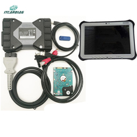 Top MB Star C6 MB Diagnostic VCI SD Connect C6 OEM DOIP Diagnosis VCI with Free Software V2019.07 HDD better than c4 c5