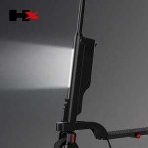 Image 4 - X6 2019 più alla moda per adulti elettrico citycoco scooter kick elettrico pieghevole scooter per adulti