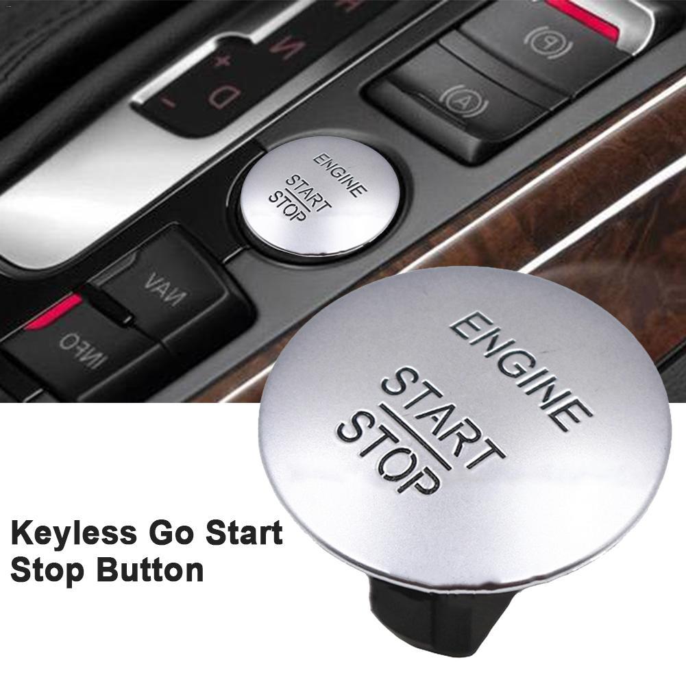 Keyless go 시작 중지 버튼 푸시 시작 중지 버튼 keyless go 엔진 시작 중지 푸시 버튼 메르세데스-벤츠 cl550 ml350 용