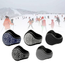 Ear-Muffs Windproof-Protection Outdoor Winter Keep-Warm Men Cycling Travel Foldable Hiking