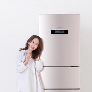 Image 5 - Youpin VIOMI VF 2CB כיכר לבן מטבח מקרר מטהר אוויר ביתי אוזון חיטוי Deodor מכשיר טעם ליבת מסנן
