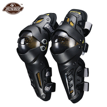 Led Motorcycle Knee Pads Summer Motocross Knee Pads  Reflective Motorcycle Knee Protection Riding Anti Fall Motorbike Protection
