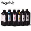 1000 мл 6 цветов бутылка светодиодный УФ чернила для Mimaki JFX-1631 JFX200 JFX500 JFX200-2513 JFX200-2531 JFX500-2131 UCJV300-160 UCJV150-160