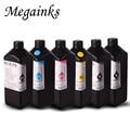 1000 мл 6 цветов бутылки светодиодные УФ чернила для Epson DX5 DX7 DX9 DX10 XP300 XP600 TX800 печатающая головка 1500 Вт R3000 R330 1400 1410 1430 принтер