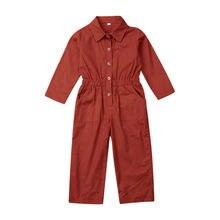 Детская одежда для маленьких мальчиков и девочек осенне-зимняя одежда комбинезон комбинезоны, комбинезон