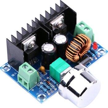 DC-DC M401 buck module XL4016E1 high power DC voltage regulator 8A with voltage regulator ac dc high voltage cd