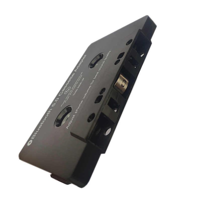 Bluetooth 5.0 Converter Pemutar Kaset Kaset Adaptor Mobil Tape Audio Kaset untuk Aux Adapter Smartphone Kaset Adaptor
