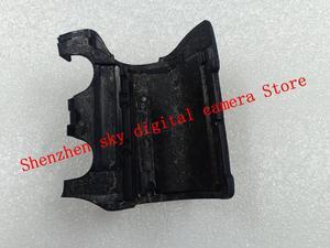 Image 2 - 96% neue Original Vordere Haupt Grip Rubber Einheit Mit Original doppelseitige Band Reparatur Teil Für Nikon D200 Kamera