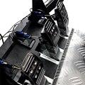 1 комплект педаль дроссельной заслонки тормоза сцепления демпфирования игровой гоночный для Thrustmaster T3PA/T3PA PRO модифицированный специальный г...