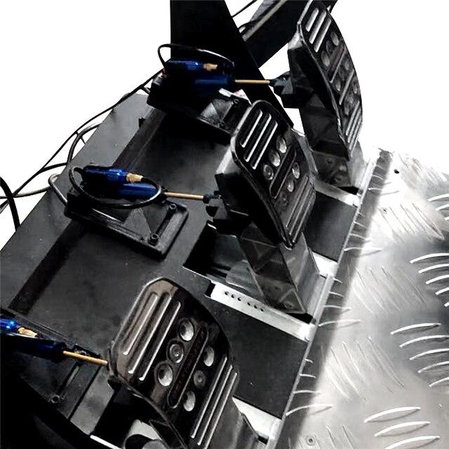 1 set Acceleratore Pedale Della Frizione Del Freno Smorzamento Gaming Racing Per Thrustmaster T3PA/ T3PA PRO Modificato Speciale Idraulico di Smorzamento Kit