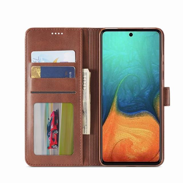 Étui À Rabat en cuir Pour iPhone 11 12 Pro Max Mini SE 2020 XS XR X 6 S iPhone 7 8 Plus 5 s Portefeuille Porte-Cartes Téléphone Couverture Arrière Souple