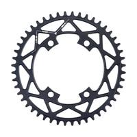 PASS QUEST X110/4BCD Round Road Bike chain wheel crankshaft 40T 52T Narrow Wide Chainring For R2000 R3000 4700 5800 6800 DA9000