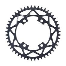 PASS QUEST X110/4BCD Round Road Bike chain wheel crankshaft 40T-52T Narrow Wide Chainring For R2000 R3000 4700 5800 6800 DA9000 цена в Москве и Питере