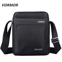 VORMOR мужская сумка модные мужские сумки на плечо высокое качество Оксфорд Повседневная сумка через плечо деловые мужские сумки через плечо