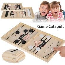 Juego de mesa de Hockey con Puck y Honda para niños y adultos, juguete de mesa de fiesta familiar