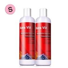 Keravit 2pcs 8% Formalin For Strong Hair Brazilian 500ml Hair Straighten Keratin Smooth Hair Care and Repair Damaged Hair Set недорого