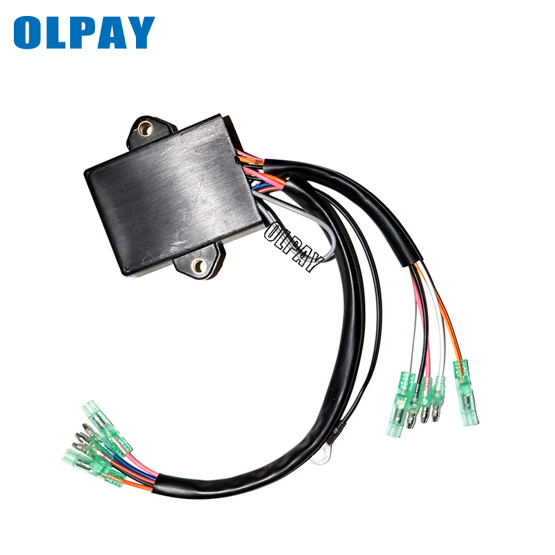 66M-85540-00 66M-85540-01 CDI Coil Unit For Yamaha Outboard Engine F9.9 F15 T9.9