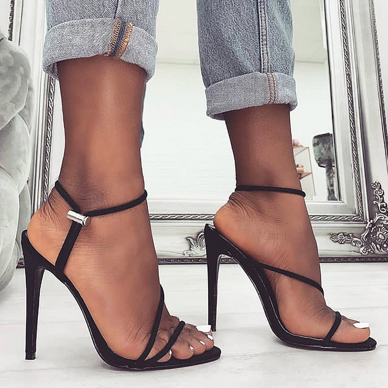 Plus Size 43 Extreme High Heels Sexy Women Pumps Comfort Women Shoes Stiletto Party Shoes Women Heels Women Sandals Plus Size 43