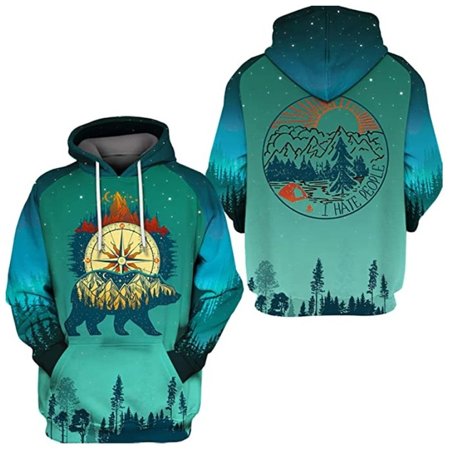 3D Hoodie Autumn Collection 5