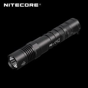 Image 1 - 2a generazione NITECORE P10 V2 CREE XP L2 V6 LED strobo pronto™Torcia tattica Ultra compatta da 1100 lumen