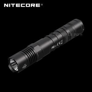 Image 1 - 2nd דור NITECORE P10 V2 CREE XP L2 V6 LED STROBE מוכן™אולטרה קומפקטי טקטי פנס 1100 Lumens