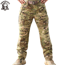 TRU 1/4 MCA Zip Suit Ripstop Frog Multicam G3 Combat Pants Arid 65/35 Poly Cotton Caza Hunting Clothes Tactical Military Sniper