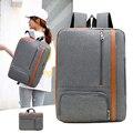 Мужской деловой повседневный рюкзак для ноутбука  водостойкие сумки большой вместимости 17 дюймов  15 6 дюйма  дорожный рюкзак  женский рюкзак...
