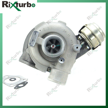Full Turbo Charger Complete Kit GT2052V 710415 For BMW 525D E39 Opel Omega B 2.5 L 110/120Kw M57D 11657781435 Complete Turbine image