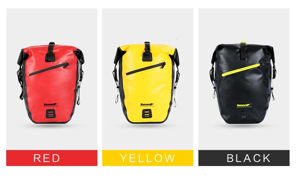 Waterproof Bike Pannier Bag (7)