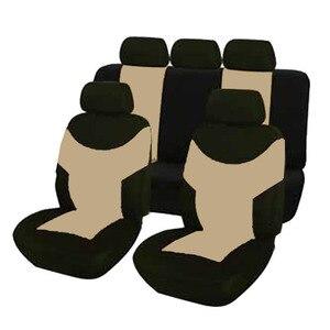 Image 2 - Carnong universel housse de siège de voiture protecteur véhicule automobile mode doux confortable quatre saisons auto siège couverture protecteur