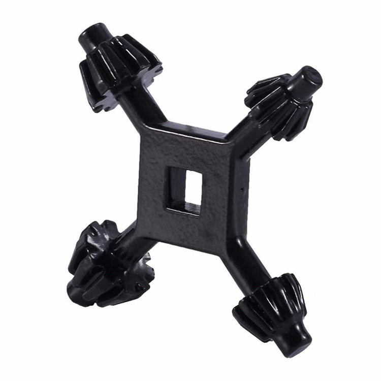 1PC Four In One Multi-function Key For Drill Chuck Wrench Hand Tool