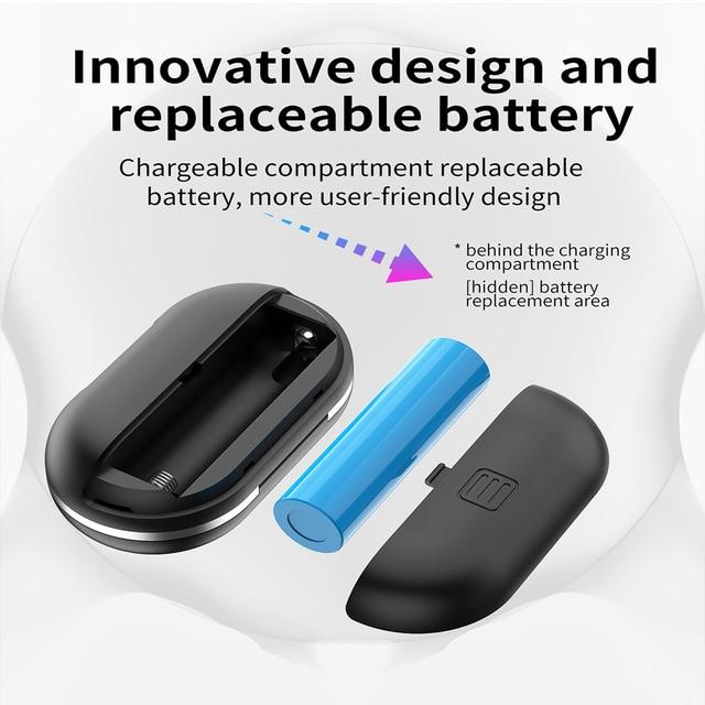 ZLT-01 TWS wireless bluetooth 5.0 earphone stereo bluetooth Touch headset AI Control Bluetooth 5.0 Headset For smart phone 3