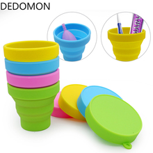 Menstrual Sterilizing Cup Collapsible Silicone Cup flexible to clean Menstrual Cup Recyclable Camping Foldable Sterilizer Cup