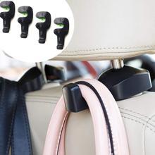 2 шт. Автомобильный держатель для сумки крючок для сиденья вешалка для Renault Koleos, Clio Scenic Megane Duster Captur Twingo