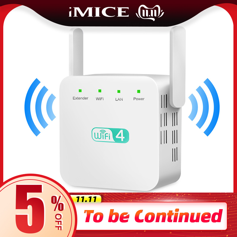 WiFi Repeater WiFi Extender Wireless WiFi Booster Wi Fi Amplifier Long Range Wi Fi Repeater Wi-Fi Signal Repiter Access Point